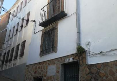 Terraced house in calle callejuela Peña