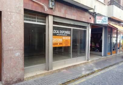Local comercial en calle Corredera