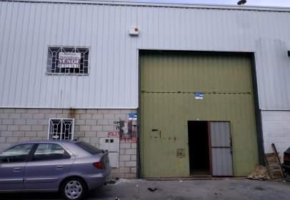Nau industrial a calle del Rey, nº 2