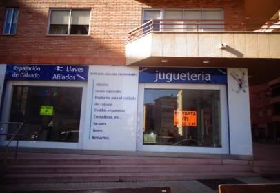 Commercial space in Teruel Capital - Ensanche