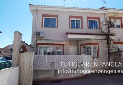 Casa pareada en calle de las Alcantarillas
