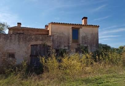 Casa rústica a calle Fuente Arrabal