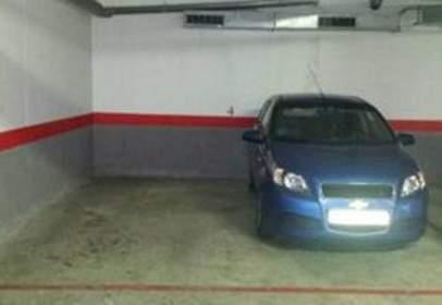 Garage in calle Carrer Salvador Espriu, 7