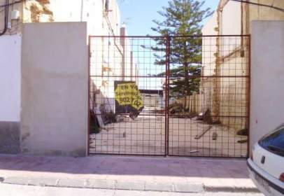 Terreny a calle Liria, nº 76