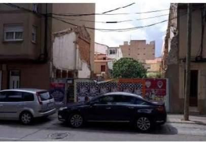 Terreno en calle de Mendizábal, nº 101