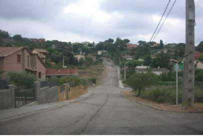 Casa en calle Sant Llorenç de Munt, nº 21