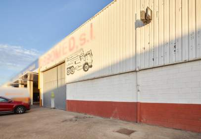 Nave industrial en Carrer de Pitagoras, nº 136