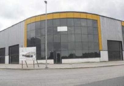 Nave industrial en calle de Heras, nº 201