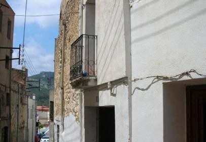 Casa a calle Maestro Ferreres, nº 11