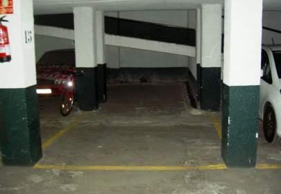 Garatge a calle Adriano VI