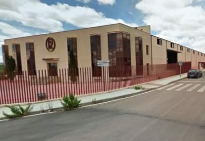 Nave industrial en Villafranca de los Barros