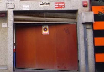 Garaje en calle de Huesca, cerca de Avenida de la República Argentina