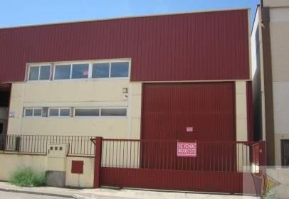 Nau industrial a calle Vidrio