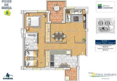 Apartament a Poligono Prado