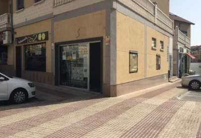 Local comercial en calle de Azorín