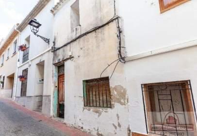 Casa en calle San Cristofol