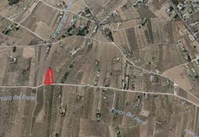 Land in calle de San Vicente