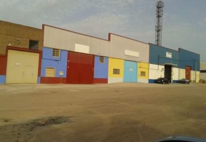Nave industrial en Sangonera La Verde