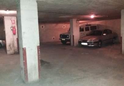 Garaje en Nava de La Asunción
