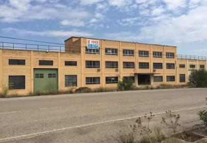 Industrial building in Chiva