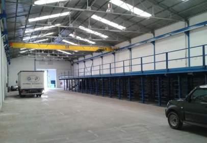 Nave industrial en calle Baños de La Encina, nº 45