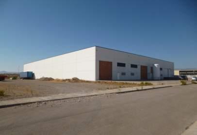 Nau industrial a calle Polígono Montecillo Sn