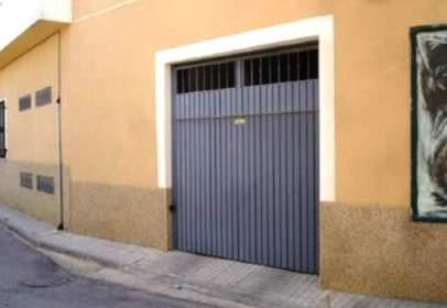 Garage in calle Manzanares, nº 59