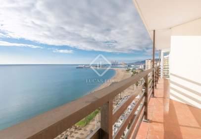 Apartamento en La Malagueta-Monte Sancha