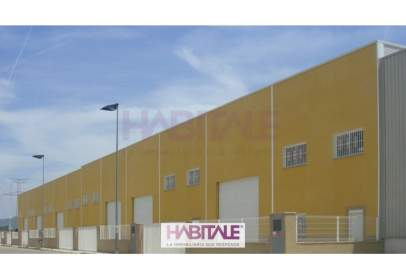 Nave industrial en Nàquera - Náquera