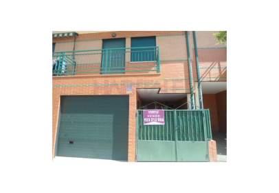 Casa adossada a calle del Alcalde Juan Bautista de Toledo, nº 86