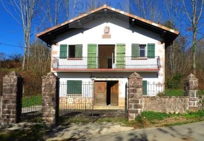 Casa rústica en Arizkun