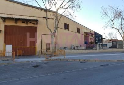 Nave industrial en Camino del Coscollar, nº 35