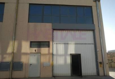 Nau industrial a La Cartuja Baja