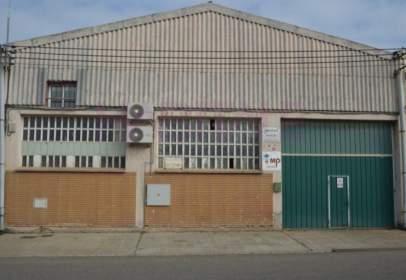 Nau industrial a calle Poligono Industrial, Fuentes de Ebro, Zona de - La