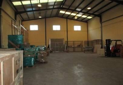 Industrial Warehouse in Torrijos