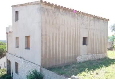 Chalet en calle Puigmal, Parcela 69 Urb.Macanet Residencial Park