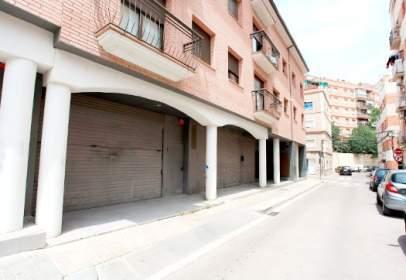 Garatge a calle La Tossa, 6-8