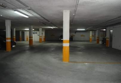 Garatge a calle del Peñón