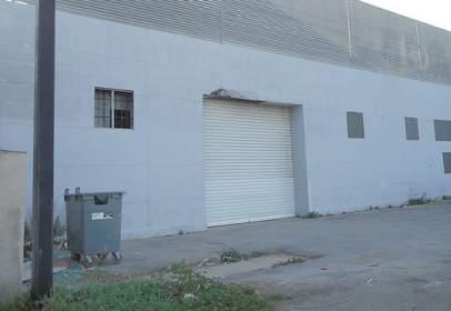 Nau industrial a Avenida Ntra Sra de La Cabeza (P.I. Refineria Motril)