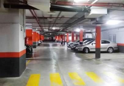 Garatge a calle de la Nadadora Carmen Soto