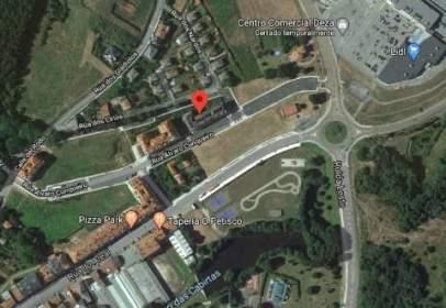 Terreny a Avenida Alavaro Cunqueiro, nº 13