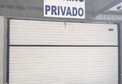 Garaje en Avenida Santa Rita