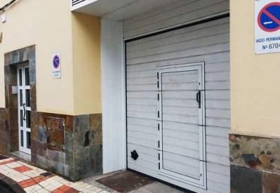 Garatge a calle Pancho Ruiz
