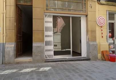 Local comercial en calle de Sio y C/ de Laspi, nº 17