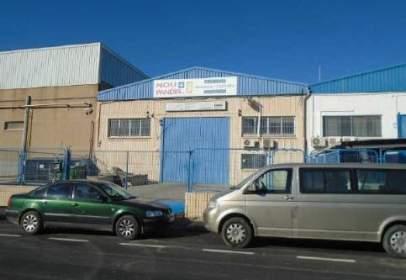 Nau industrial a calle de la Fragua