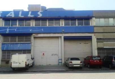Nave industrial en calle Santander, nº 74