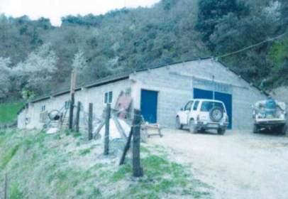 Nave industrial en calle La Cruz, nº Sn
