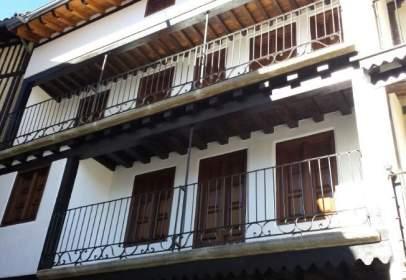 Edificio en La Alberca