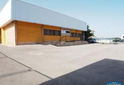 Industrial Warehouse in Florida-Ciudad de Asís