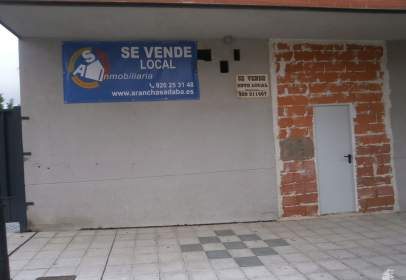 Garatge a calle Agustin Rodriguez Sahagun, nº 11